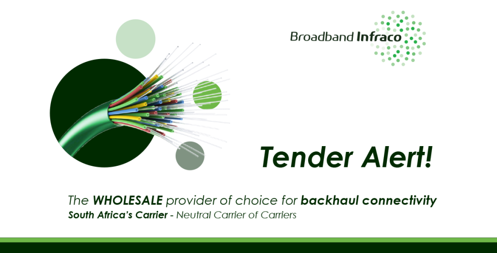 South Africa's Broadband Carrier of Carriers - Broadband