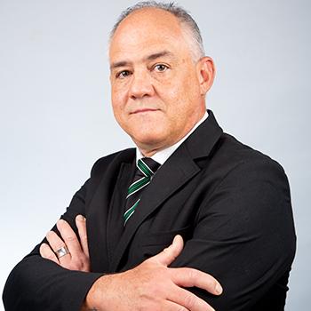 Ian Van Niekerk (CFO)