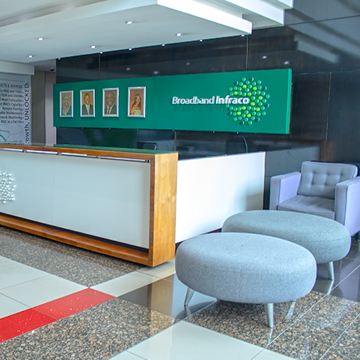 South Africa's Broadband Carrier of Carriers - Broadband Infraco SOC
