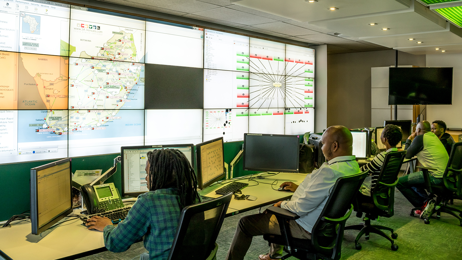 Broadband Infraco Network Operations Centre
