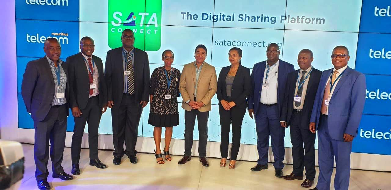 SATA Connect Digital Sharing Platform Launch