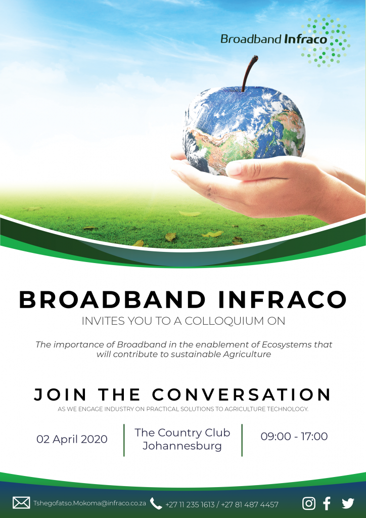 Broadband Role in Agriculture