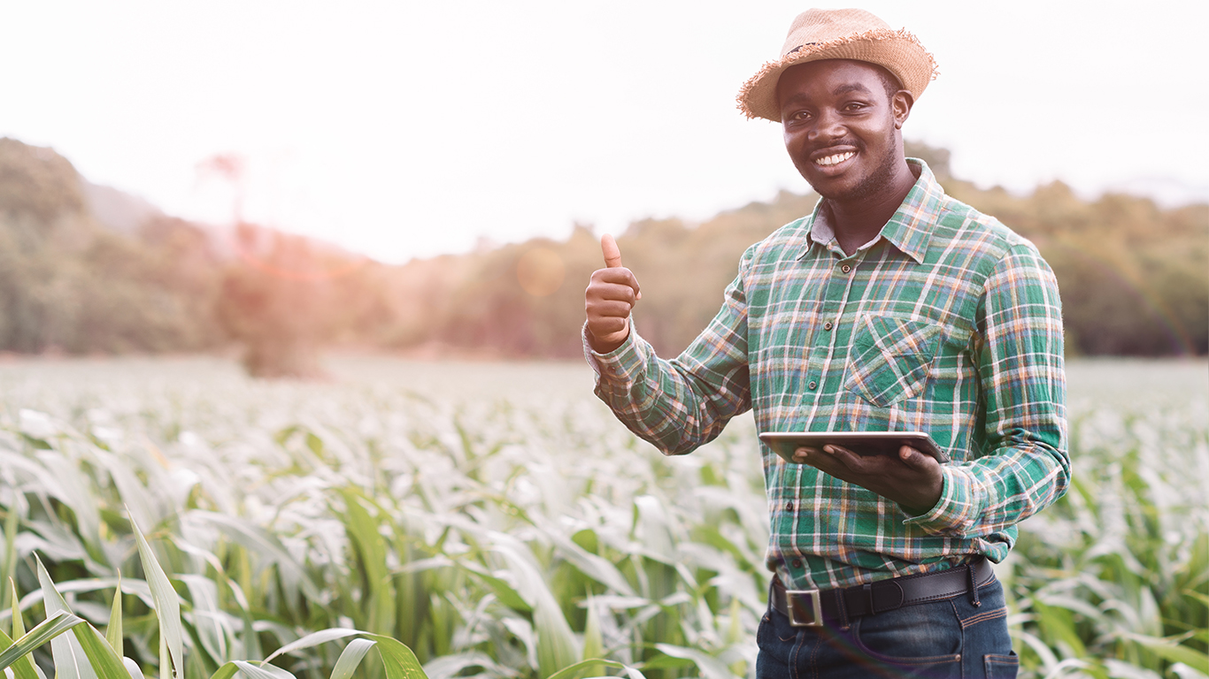 Broadband Has A Role To Play in Sustainable Agriculture