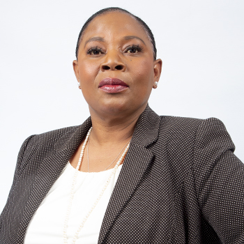 Leah Khumalo (Chairperson)